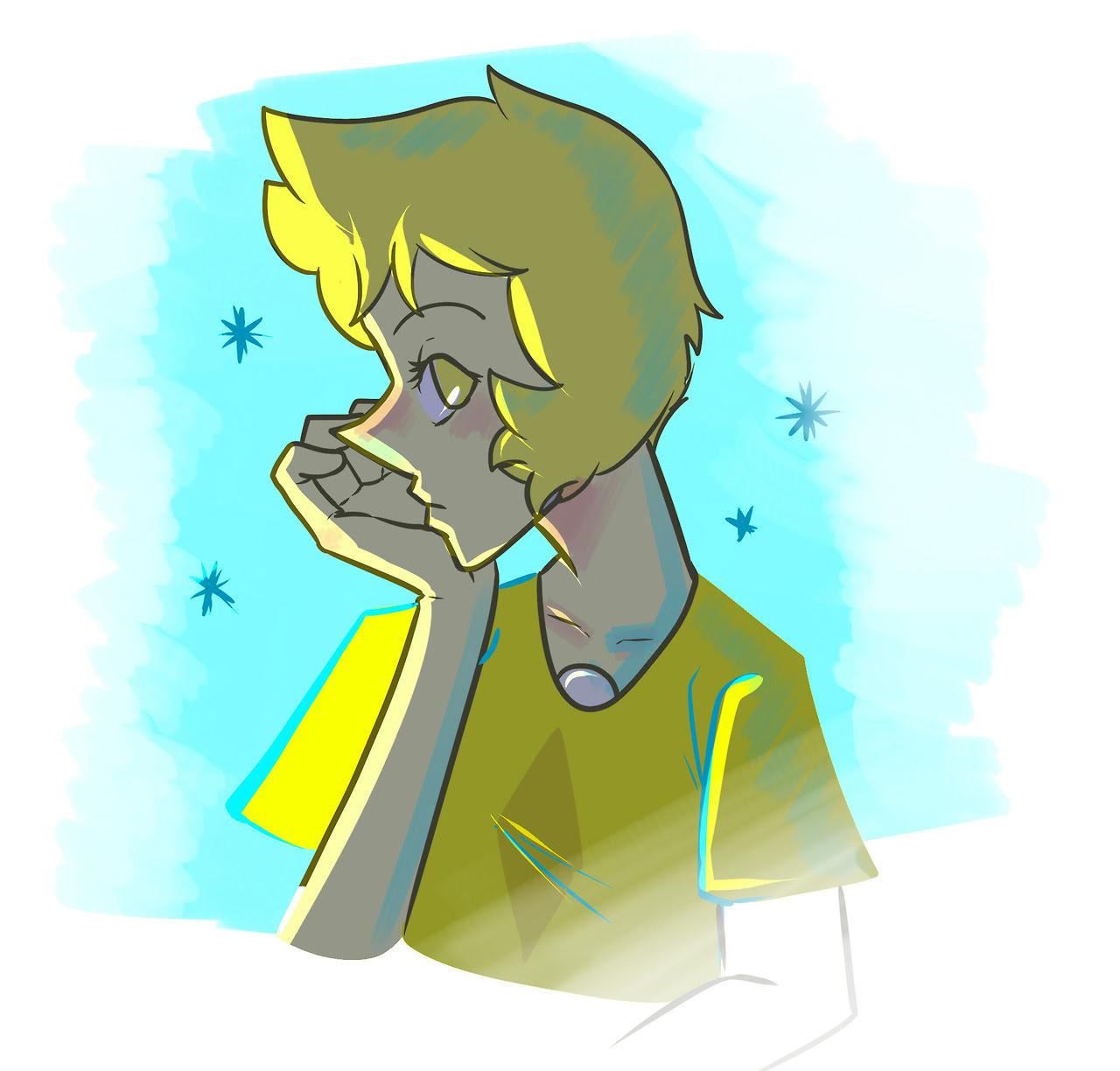 yellow pearl ❤