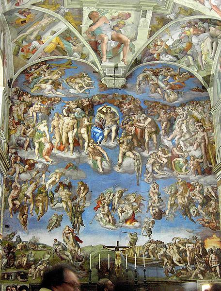 Fil: Rom Sixtinska kapellet 01.jpg