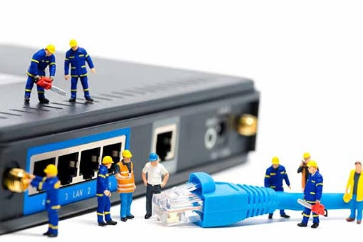 Broadband Access - Engineer and Workers