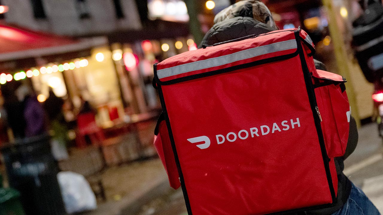 DoorDash suing NYC over customer data rights