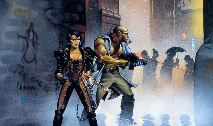 The Bad Cyberpunk Art of Atlas Games' Cyberpunk 2020 Books ...