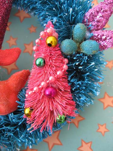 Pink Deer Ornament!