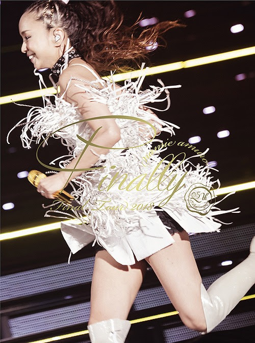 namie amuro Final Tour 2018 -Finally- / Namie Amuro