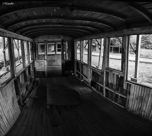 Tren historico San José de Maipo. by Alejandro Bonilla