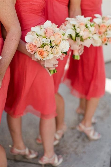 Best 20  Bright Bridesmaid Dresses ideas on Pinterest