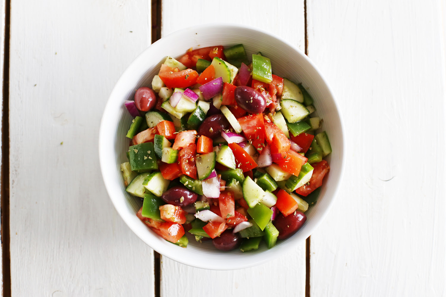 7 Easy + Healthy Salads For Every Day of the Week - Fablunch