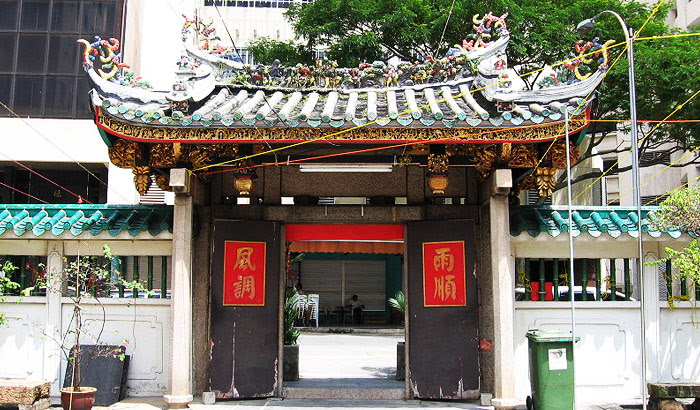 Yueh Hai Ching Temple Singapore Map,Map of Yueh Hai Ching Temple Singapore,Tourist Attractions in Singapore,Things to do in Singapore,Yueh Hai Ching Temple Singapore accommodation destinations attractions hotels map reviews photos pictures