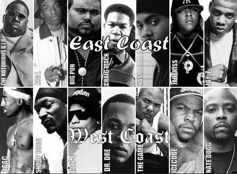 east coast-west coast rivalry essay The troubles began with the east coast vs west coast rivalry which pitted the documented since the east coast – west coast rivalry of highsnobiety.