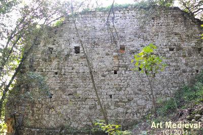 Mur de migjorn