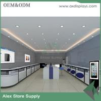 Mobile Counter Design Furniture Mobile Shop Electronic Furniture