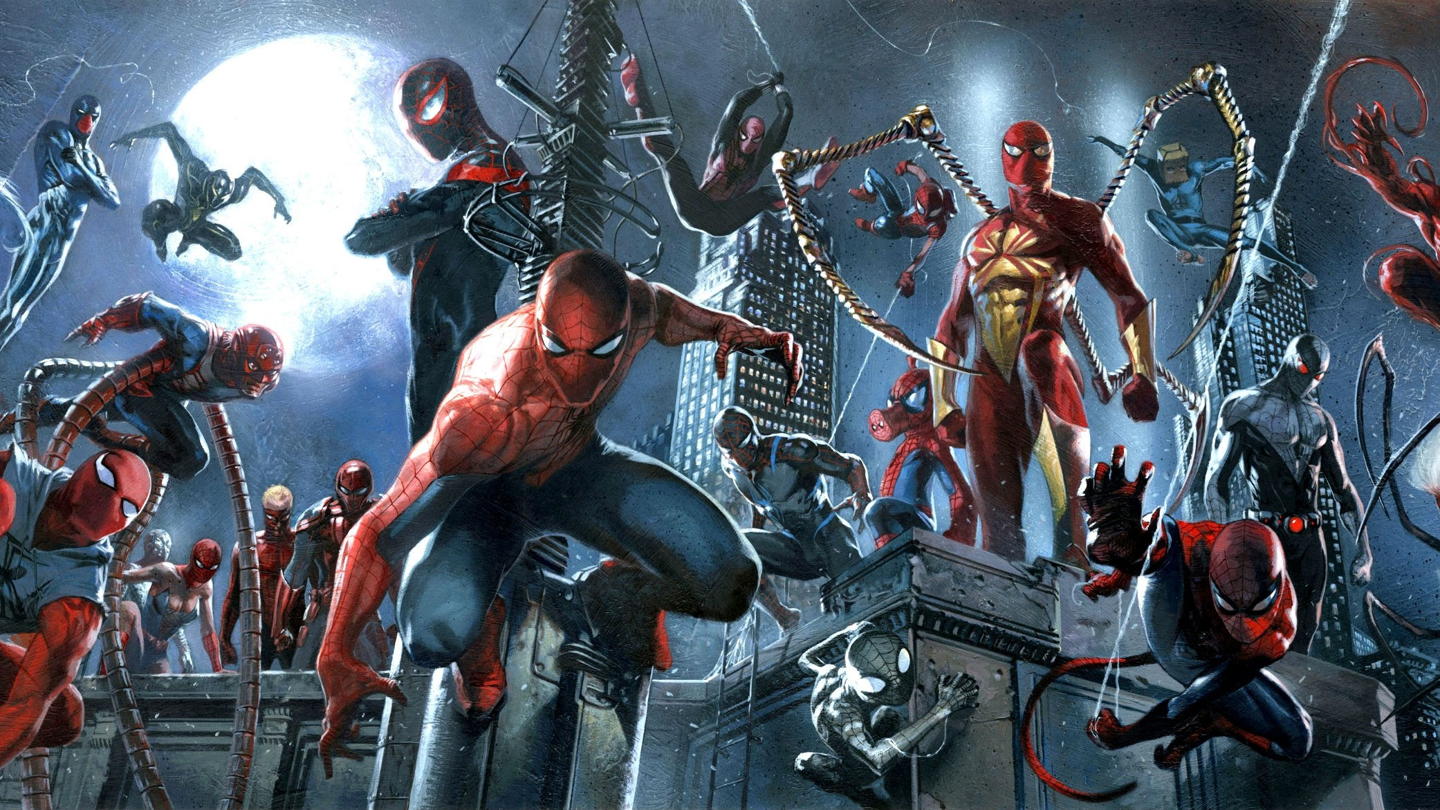 Spider Man Comic Wallpaper 63 Images