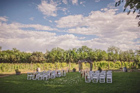 Granite Creek Vineyards   Chino Valley, AZ Wedding Venue