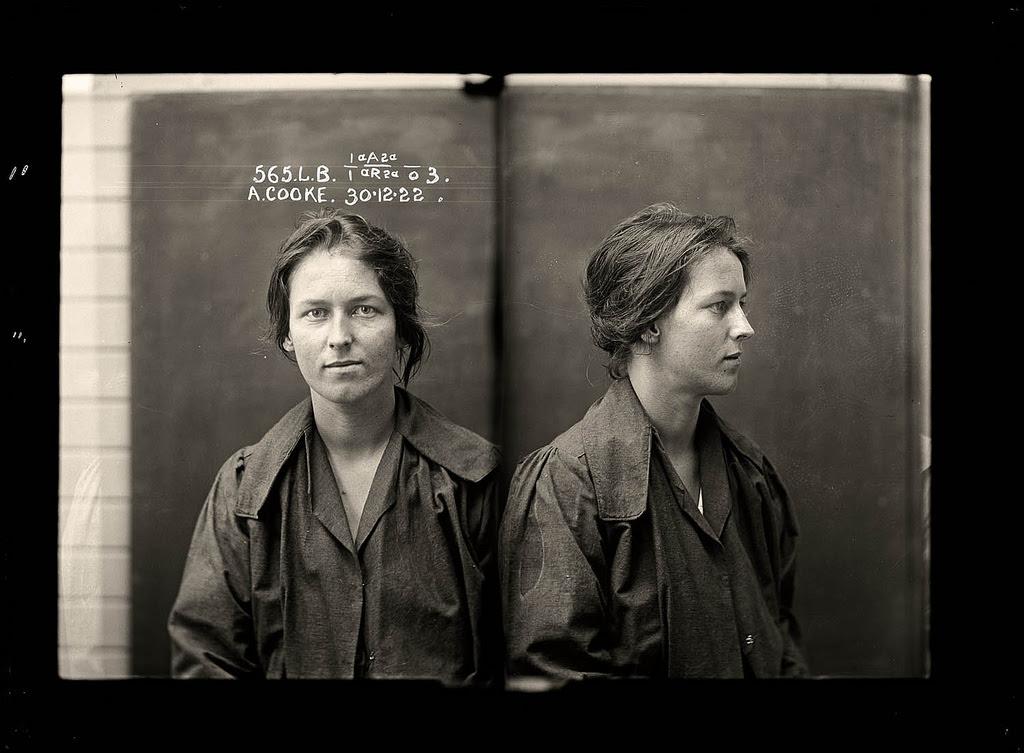 photo police sydney australie mugshot 1920 04 Portraits de criminels australiens dans les années 1920
