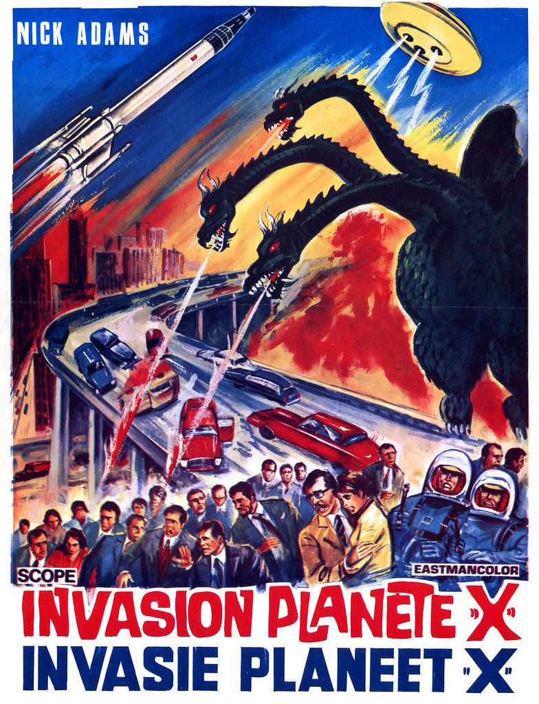 Godzilla vs. Monster Zero (1965, Japan)