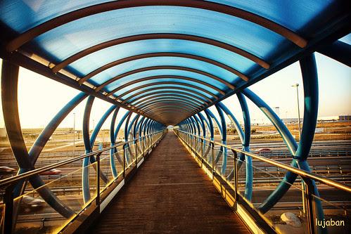 The bridge... by lujaban