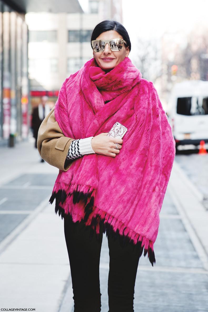 Street Style New York Fashion Week Fall Winter 2014 2015 Day 4 The Wonderful World Of Fashion