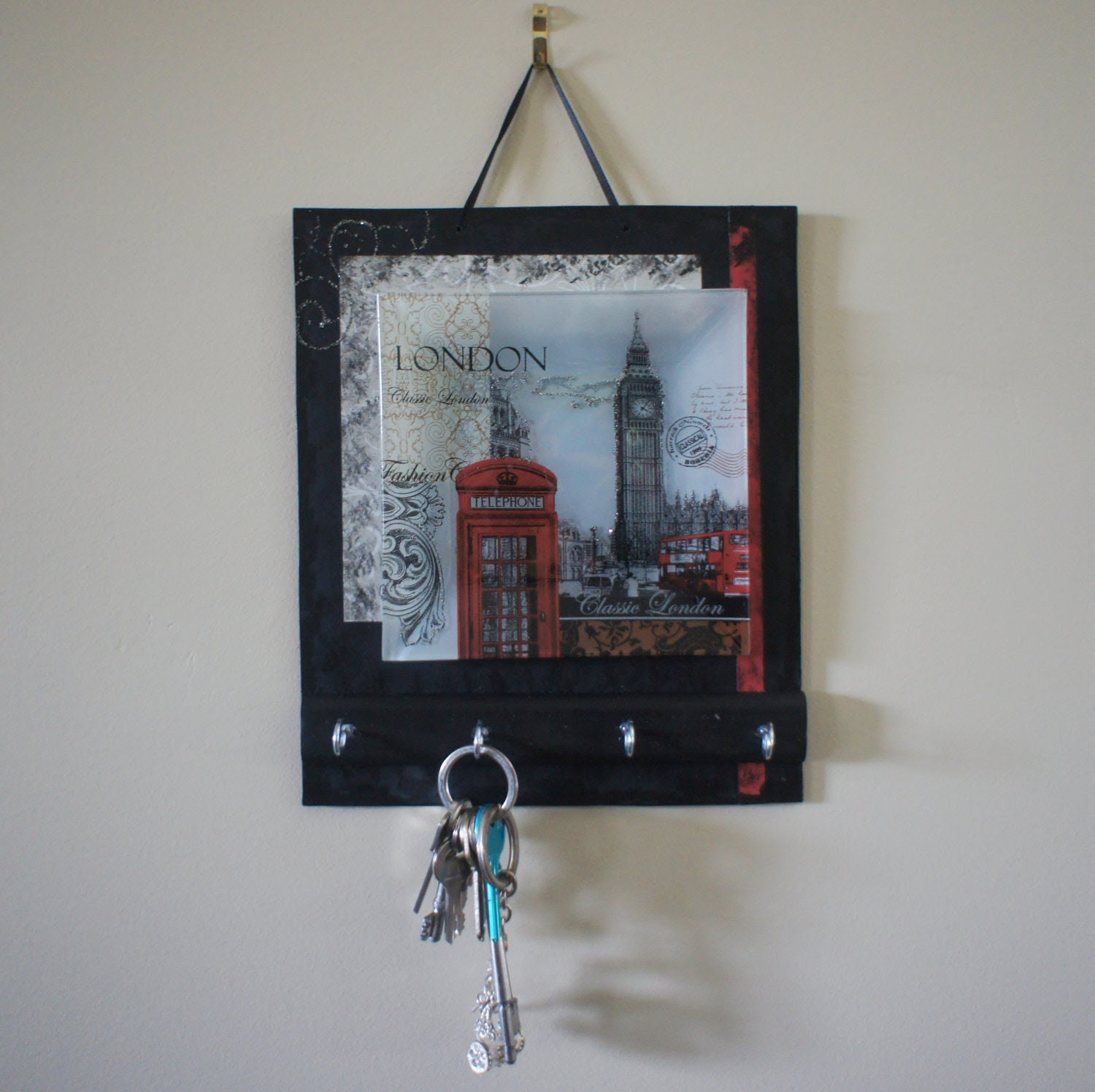 Key Holders Key Rack Key Hook Key Hanger all in by nchantedclocks