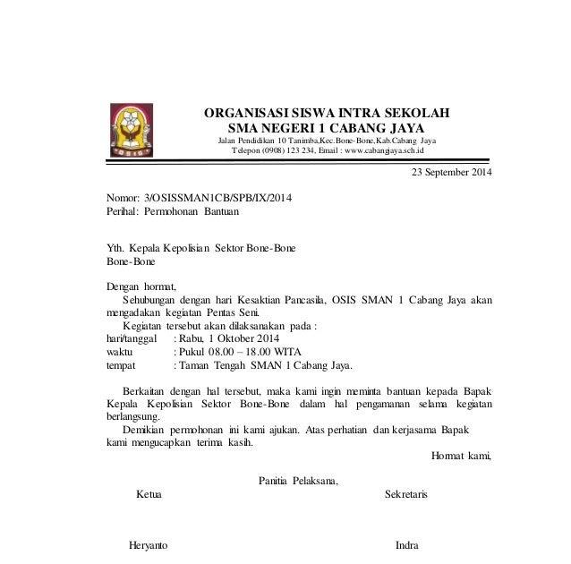 contoh surat resmi izin sekolah lina unpuntounarte