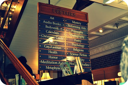 fav bookstore