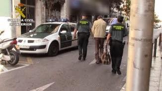La Guàrdia Civil ha detingut 15 persones