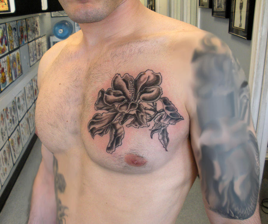 Pictures Of Lily Flower Tattoo For Men Kidskunstinfo