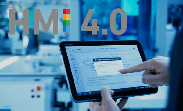 HMI 4.0 ¿Cómo serán los interfaces HMI en el futuro?
