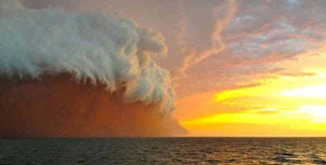 Tsunami de arena Australia2