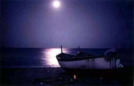 Buona Notte Su Le Ragioni Del Mare