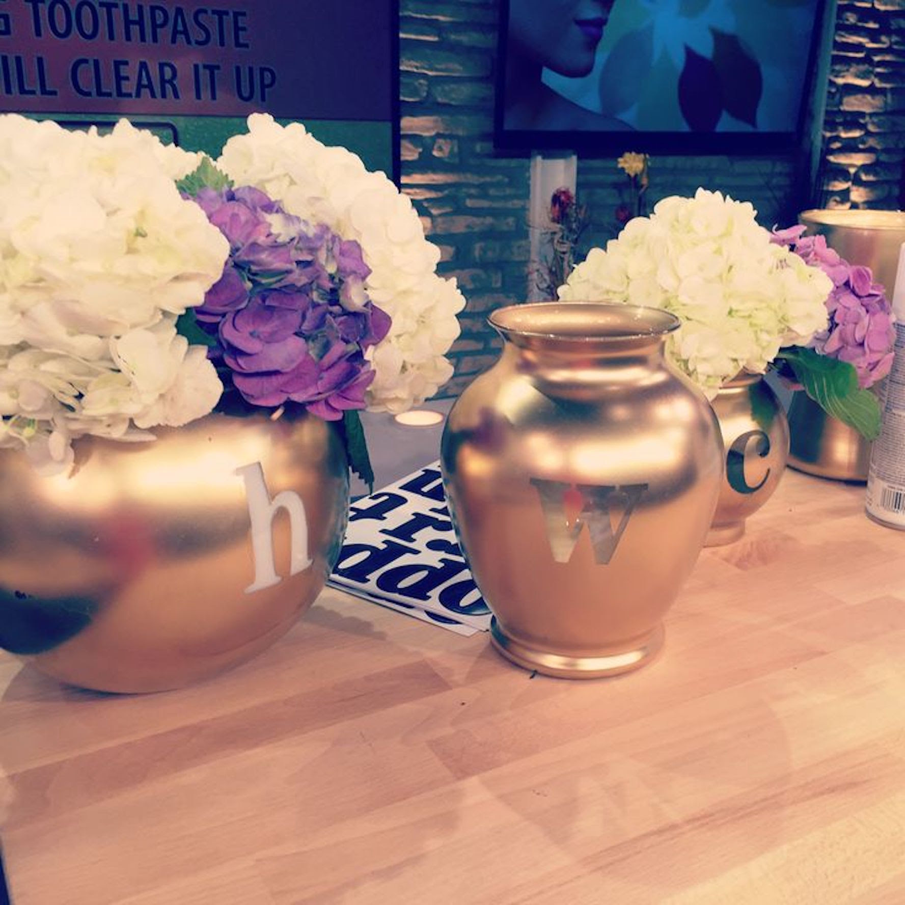 7 Incredible Uses For Gold Spray Paint Huffpost Life
