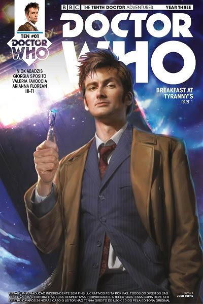 Resultado de imagem para Doctor Who: Décimo Doutor Ano 3