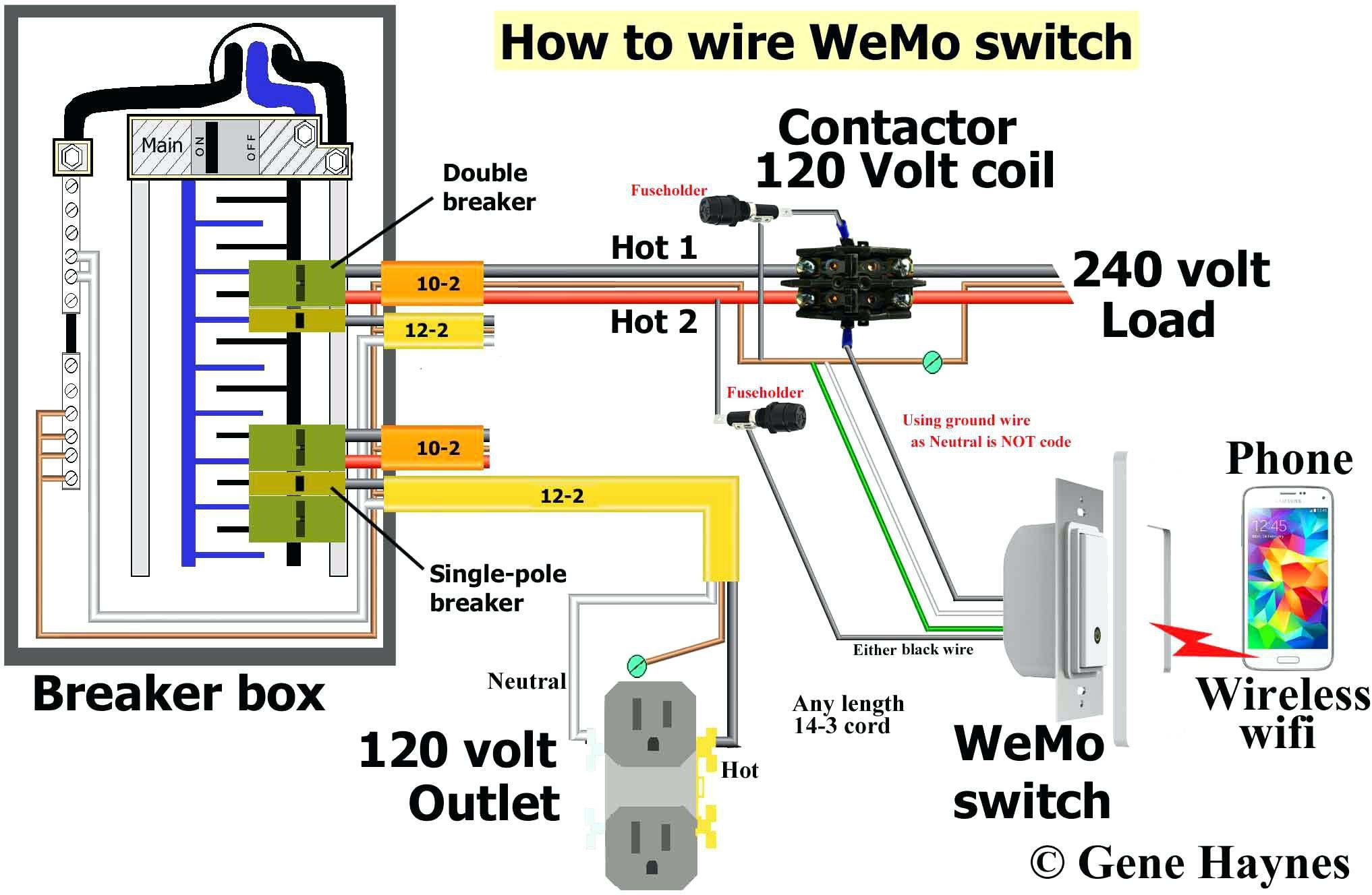 Wiring Manual Pdf  100 Amp Breaker Box Wiring Diagram