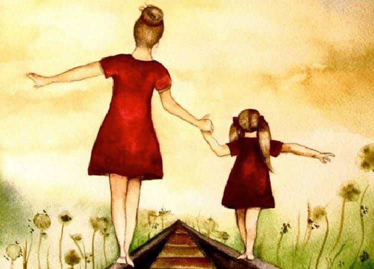 Luna Llena Luna Nueva Taller Para Madres E Hijas Sobre La
