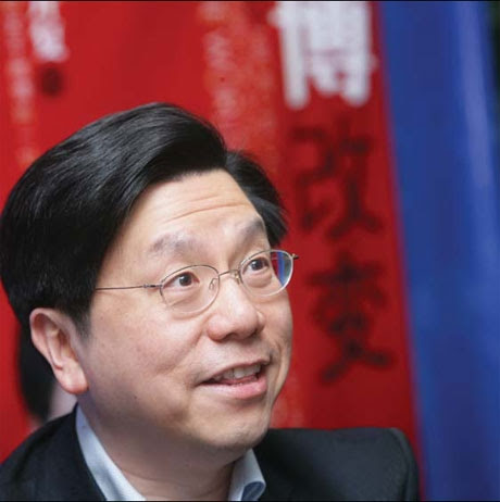 Micro blog leads revolution in China