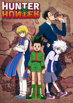 Hunter X Hunter (2011) - Season 1