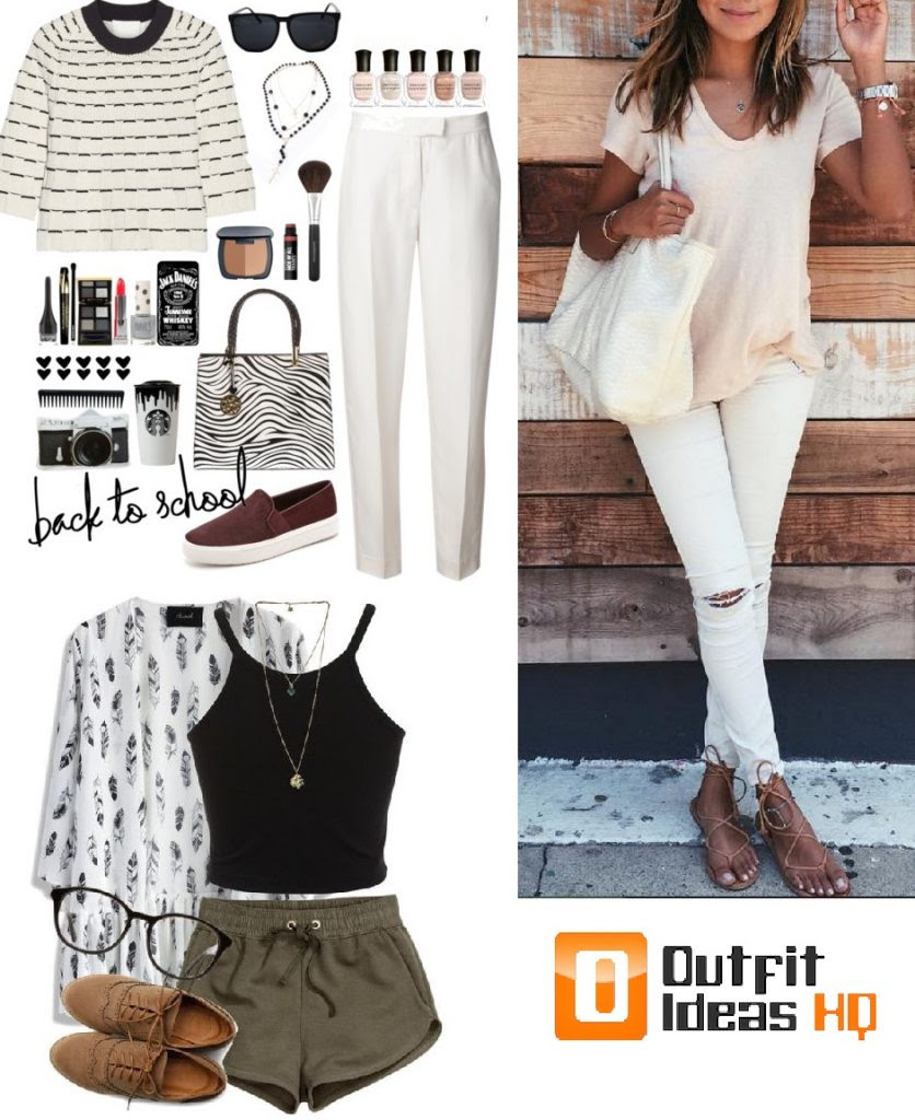 cute outfits for school 20 best for an easy and