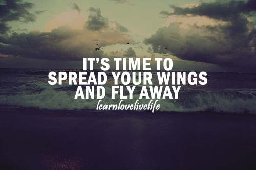 Quotes About Fly Away 89 Quotes