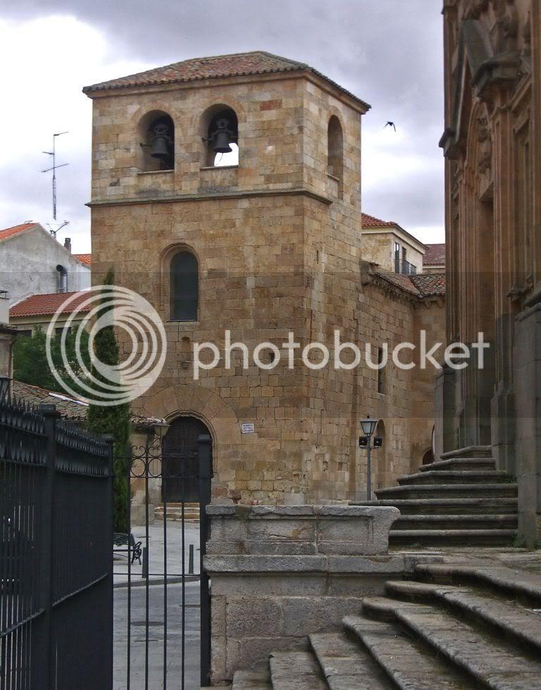 Salamanca. Iglesia de Santo Tomás Cantuariense