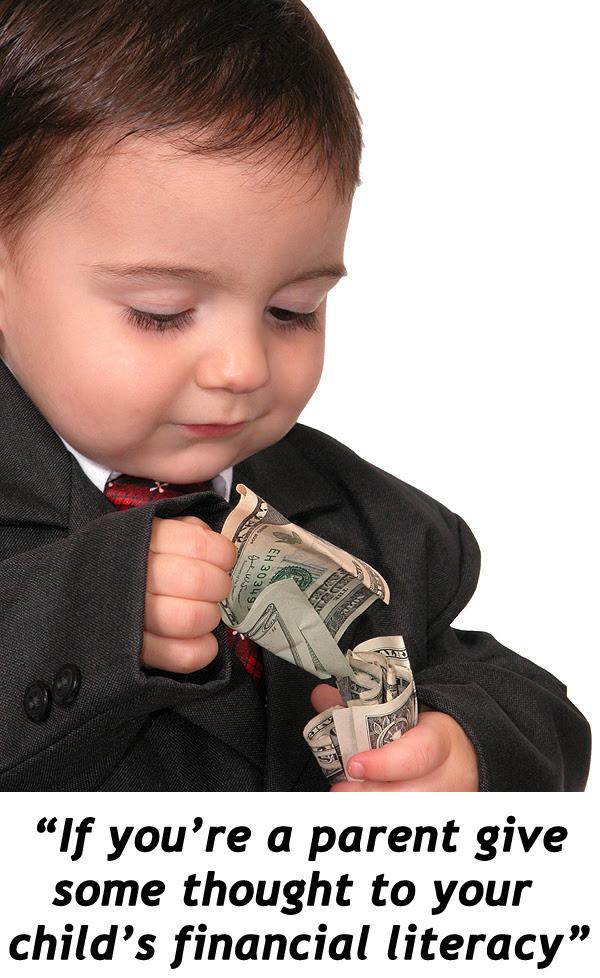 Melek finansial sejak dini
