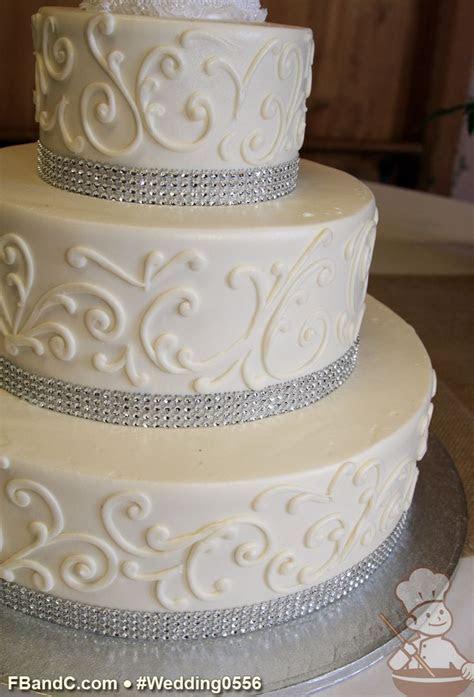 230 best Wedding Buttercream Cakes images on Pinterest