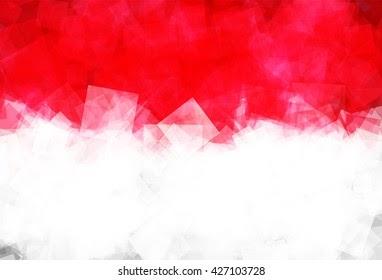 Lagi Tren Lukisan Background Background Merah Putih Keren ...