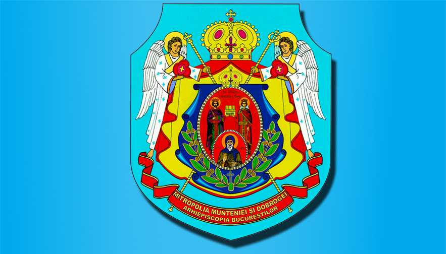 Archdiocese of Bucharest logo