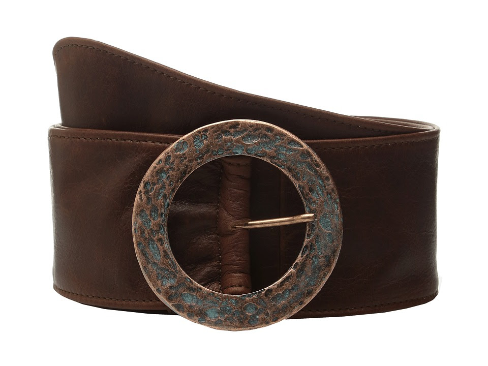 Leatherock - 1503 (Old English Brandy) Women's Belts