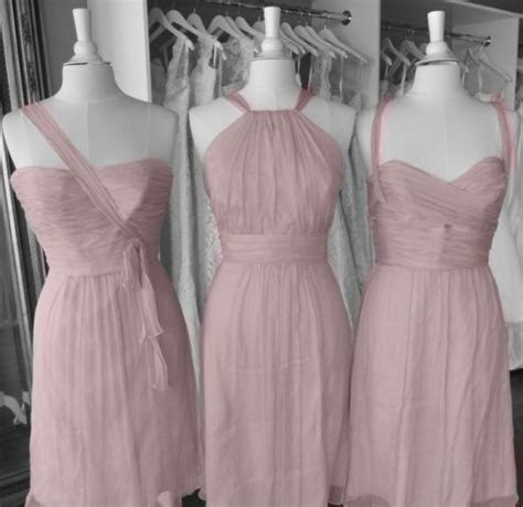Blush Pink Bridesmaid Dress   Weddingbee