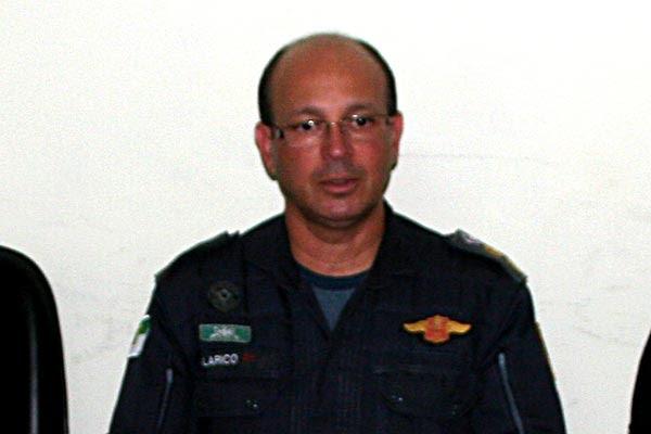 Subcomandante do Policiamento Metropolitano, coronel Alarico Azevedo, participou de reunião com membros de torcidas organizadas