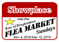 Best of Binghamton Flea Market