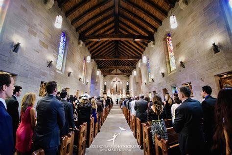 lauren  kevins wedding  st hugo catholic church