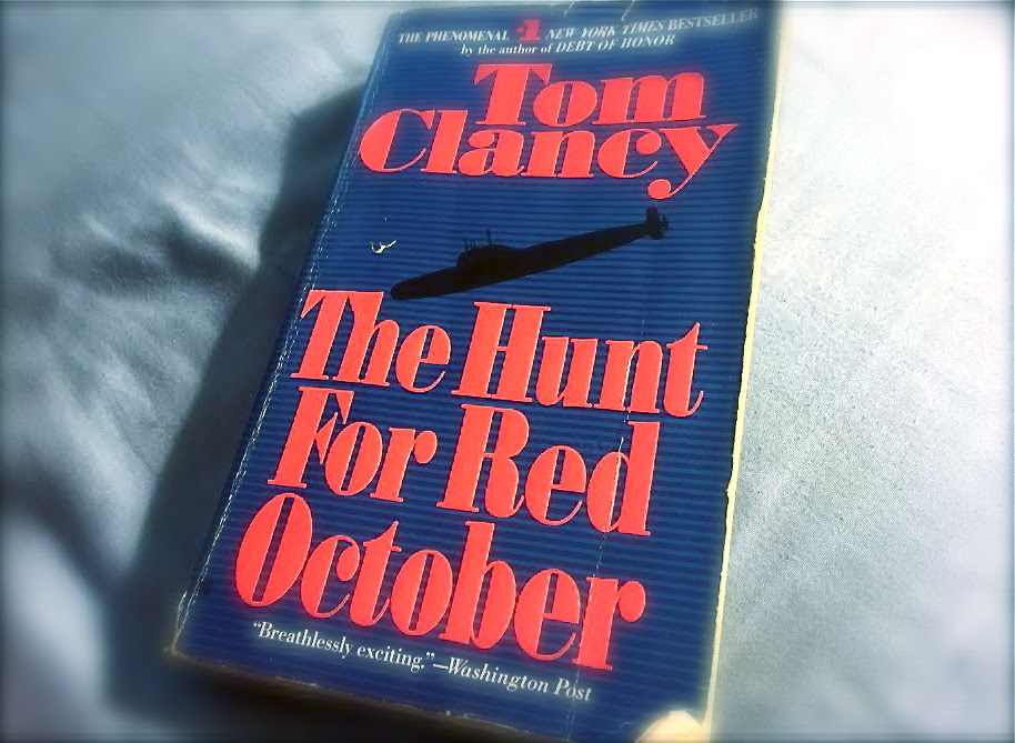 Tom Clancy Quotes 10 Rousing Excerpts From The Hunt For Red