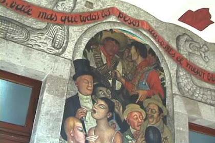 Murales Diego Rivera Sep Horarios