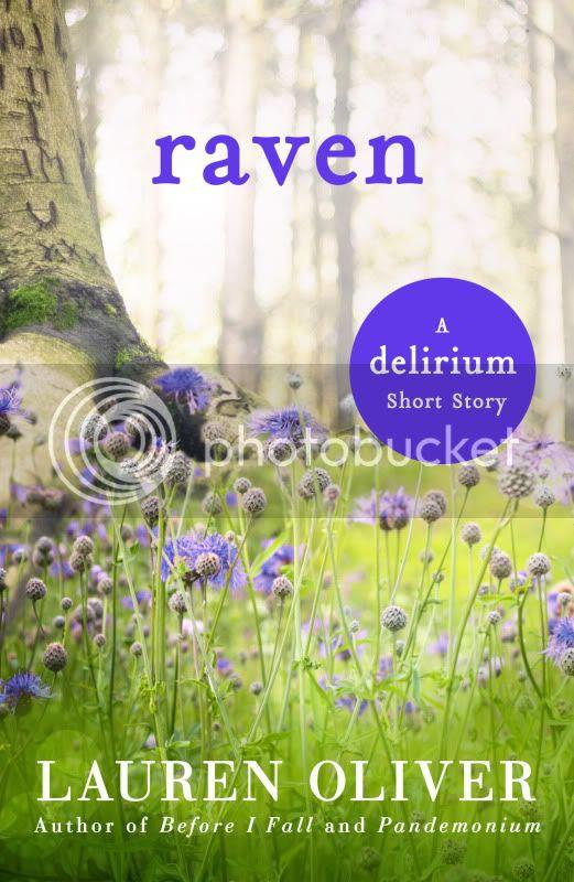 Raven by Lauren Oliver