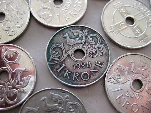 norwegian money :: penger